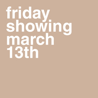 Friday Showing 13.3 200px