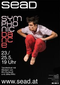 Plakat A1 Symphonic Dance 200px