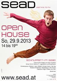 Plakat Open House Kursprogramme 200px