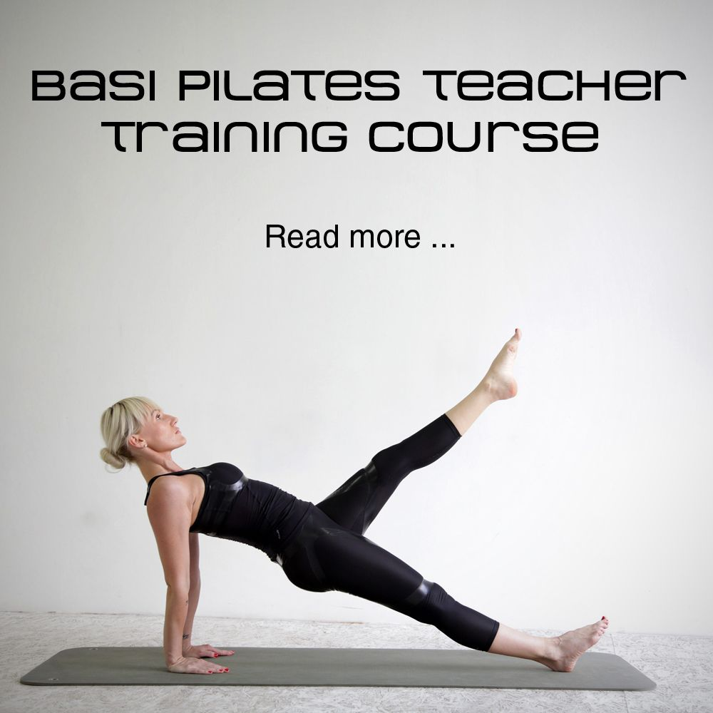Basi Pilates Teacher Training Course